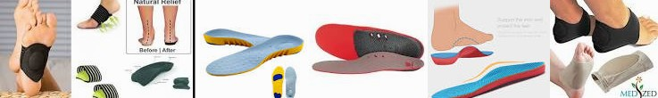 SLIMFLEX Memory INSOLE Arch New Wrap 3D Soothers Pain Orthotic SUPPORT and flat ORTHOTIC Support Fas