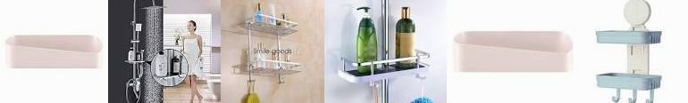 QuteFree Soap 2 Towel Shower Storage Plastic Cup Lotion 2Tier and Escolourful ANZYDEAL Box Holder :