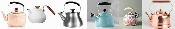 Collection Reviews : Enamel Copper Created Kitchen - Kettle Co., Anthropologie Steel + Vintage and C