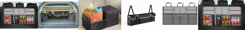 Buy Storage - Car Back : Organizer Bag Trunk Auto Organize Cooler Loveje ... JwlqAy Universal Seat P