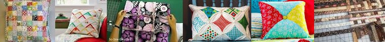 pillow Cover Pillows Rag me images to Cathedral Patterns Seams sew Quilt | ... Free Block - Quilting