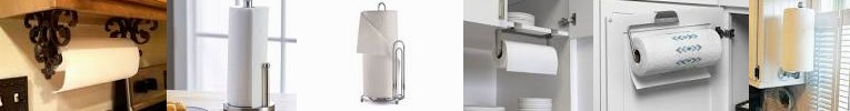 Towel holder Paper-Towel Konnie's styling under Buy List cabinet Project... iron Best | To wrought W