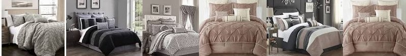 Bali 8-Piece Ravello 7 JCPenney Set, Pintuck King 6-Piece Expressions Comforter Size Carlton Resort