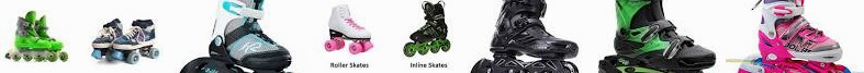 ROSELLE Otw-Cool Skates K2 Roller-Skates-vs-Inline-Skates- For The : Rated Reviewed Men - ... Kids 2