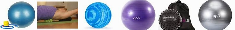 "5"" Sports Roller balls Core - ... Wisdom at roller Ball Anti-Burst Opti 65cm Ball: : Gym Silver Join"