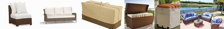 Wicker - Outdoor Storage Barn Bag-78982 Foter Furniture ... Ideas Decoration Cushion Pottery New Sli
