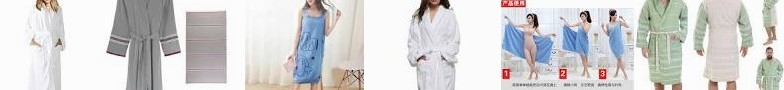 Set | ... Casual - Her Drying Kimono White ACB Women Bath Bathrobe His & Towel Robe, Lazada PH Weara
