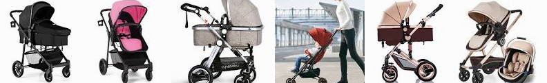 stroller 2 Pram Baby Carriage In1 Foldable Cynebaby Xiaomi Travel | Newborn Carriages landscape Kids