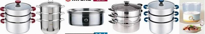 Steamer, | UAE Buy Manufacturers Home(Cookware) China PChome Tefal,Wilson,Harmony Steamer steamer St