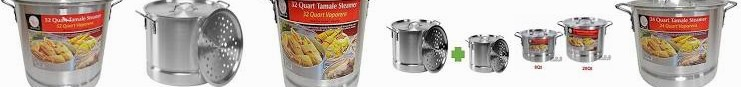 Aluminum steamer : 52 the Tamale Vaporera Savings Imusa Qt Find with 40 - quart | 32 With Pot / Stoc