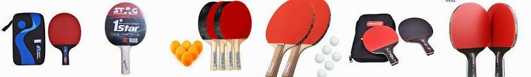 "Rs ID Sport buy *... Handle Long Tennis Pong - Paddle Short ""Paris"" Ping 