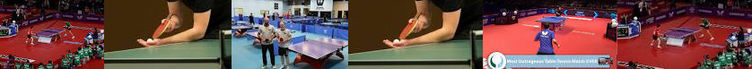 Serve Most Legally tennis Westchester in Match Ping-Pong Table Tennis / How Center - Outrageous EVER