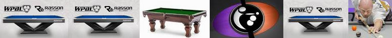 Rasson Accessories OFFICIAL AS World home and CONFIRMED Billiard Table Free Official Billiards Leagu