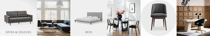 At Unique, CB2 Home Furniture | Edgy Furniture: Modern Affordable,