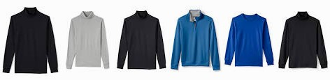 Men's | Shirts Lands' Knit End Pullovers
