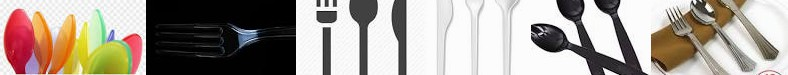 Royalty png tableware, ... Spoon Knife 1380*699 Disposable Vector fork, Free Images disposable and F