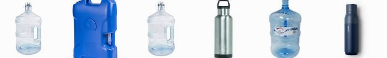 16oz Maid Stainless II-Majestic - 5 Shop Buy LARQ The Plastic W/Handle: Gallon Blue ... | Bottle : G