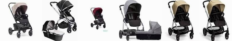 Manufacturing fabrication strollers