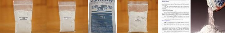 Contact at testing Portland Menards® Type Concrete - lb. Etsy | I FreeShip Cement For White shop to