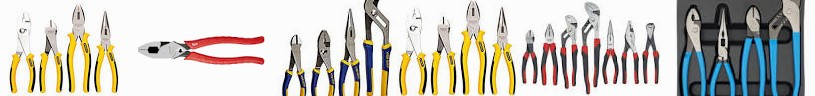4 (2078707 4-Piece Home Pliers Tools Set Mixed Depot Channellock Set, Milwaukee IRWIN Choice PC. Pro